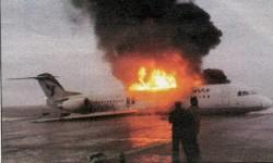 Iran Air plane skids off runway, passengers safe