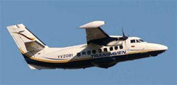 Pilot Reported Engine Trouble as Plane Crashed off Venezuela with 14 Aboard