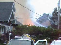 Plane Crashes Into Oregon Home; 5 Dead
