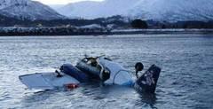 Survivor: baggage door popped open before plane crashed