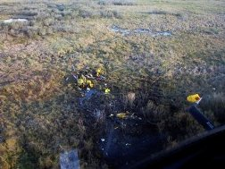8 die in oilfield services helicopter crash