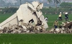 Vietnam military plane crash kills five