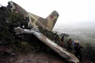 14 пассажиров разбившегося в Кении самолета погибли.