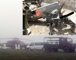 17 Troops Killed as Turkish Military Helicopter Crashes