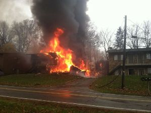 No survivors in Ohio plane crash; 9 dead