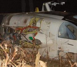 Helicopter crashes in central Mexico, killing 8