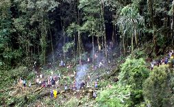 Missing Kokoda plane wreckage found, 13 killed