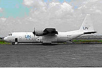 United Nations cargo plane flying from DRC crashed in Tanzania
