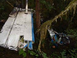 5 people killed, 4 injured in crash of small airplane in southeast Alaska