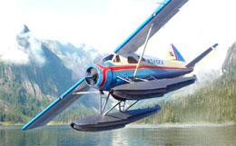 SeaWind Aviation's deHavilland Beaver floatplane