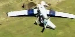 Cargo plane crashes at Barnstable airport, killing 1