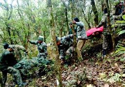 12 killed as IAF MI-17 helicopter crashed