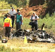Six killed in South Africa plane crash