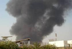 Самолет се разби в ОАЕ, 6-ма загинали