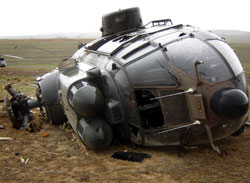 Policeman killed in Free State helicopter crash
