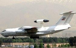 Plane crash mars Iran military parade