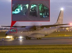 CASA C-295M (019) - The plane two years before the crash