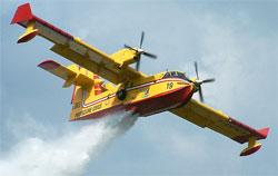 Canadair CL-415 (reg. I-DPCX)