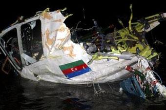 Возле Баку потерпел катастрофу пассажирский самолет.