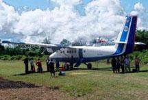 Самолет на перуанскете ВВС, тип De Havilland DHC-6 Twin Otter (рег. № 303) се разби.