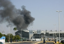 Cargo plane crashes in Mexico, 5 killed
