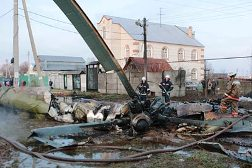 Mi-8 Crashes, 4 Dead