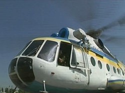 13 killed as Ukraine helicopter crashes in Black Sea