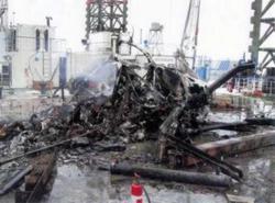Mi-8 crashed in Black Sea, 20 dead