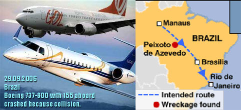 New Boeing 737-800 crashed killing 155 crew and passengers onboard.