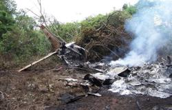 Two pilots killed in plane crash in Brazil
