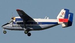 Polish navy training flight crashes