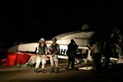 Cessna-208 crash-landed
