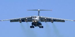 The Silk Way Airlines Ilyushin Il-76 (4K-AZ55) crashed in a mountainous region of the Sayagred district of Parwan province, west of its destination of Bagram Airfield