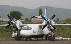 При авиакатастрофе в Конго погиб один россиянин и двое украинцев
