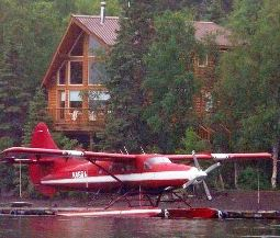 The DeHavilland DHC-3T with tail number N455A /Photo: Louie Balukuoff