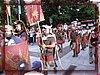 Финалният парад на участниците във фестивала (фотоалбум)