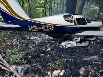 Small plane crashes in Switzerland, family of 4 killed