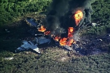 Military plane crash in Mississippi leaves 16 dead
