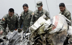 Ecuador plane crash kills 22