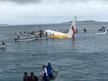 Micronesia air crash turns fatal as passenger's body found