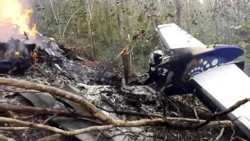 Family of 5, family of 4, Wisconsin high school basketball star, 2 pilots killed in Costa Rica plane crash